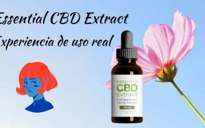 Essential CBD Extract, experiencia de uso real